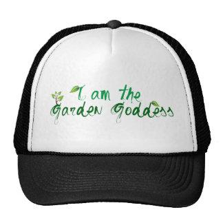 Garden Goddess Mesh Hats