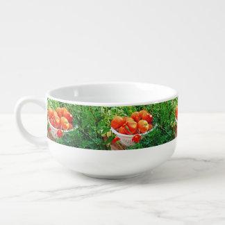 Garden Goodies Soup Mug