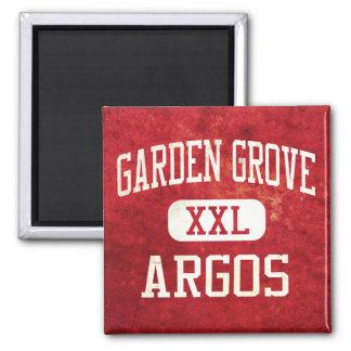 Garden Grove Argos Athletics Fridge Magnets