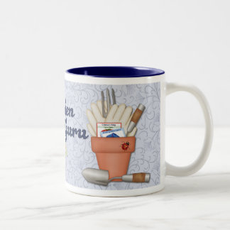 Garden Guru Two-Tone Coffee Mug