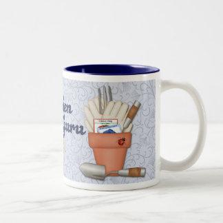 Garden Guru Two-Tone Mug