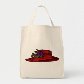 Garden Hat Organic Grocery Bag