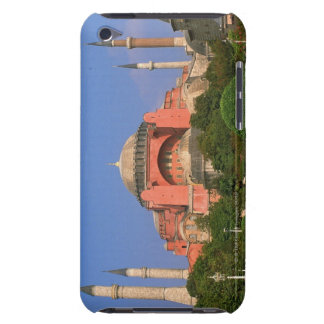 Garden in front of a museum, Aya Sofya iPod Touch Cover