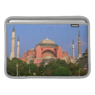 Garden in front of a museum, Aya Sofya MacBook Sleeve