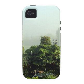 Garden in mist, Arzua, Spain Case-Mate iPhone 4 Cover