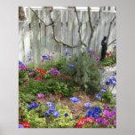 Garden in Spring 1 Print