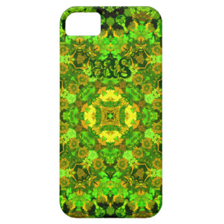 """""""Garden Inlay"""" cell-phone skin (""""His"""") iPhone 5 Cases"""