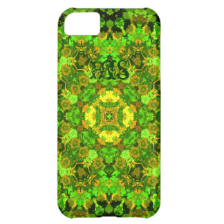 """""""Garden Inlay"""" cell-phone skin (""""His"""") iPhone 5C Case"""