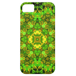 """Garden Inlay"" cell-phone skin iPhone 5 Case"