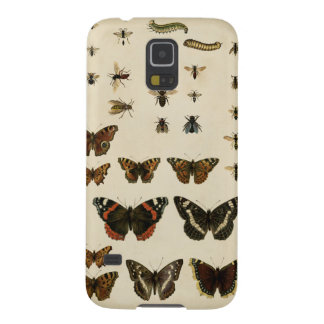 Garden Insects by Vision Studio Galaxy S5 Case
