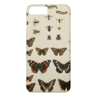 Garden Insects by Vision Studio iPhone 8 Plus/7 Plus Case