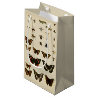 Garden Insects by Vision Studio Small Gift Bag