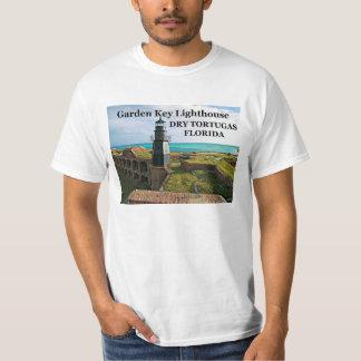 Garden Key Lighthouse, Dry Tortugas, FL T-Shirt