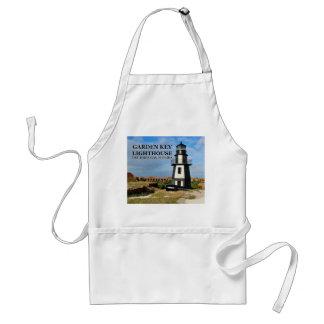 Garden Key Lighthouse, Dry Tortugas Florida Apron