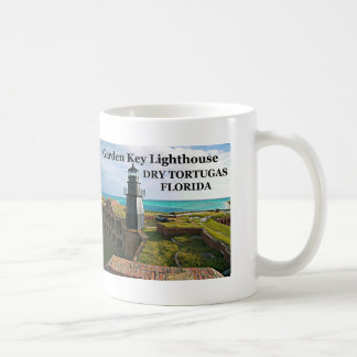 Garden Key Lighthouse, Dry Tortugas, Florida Mug