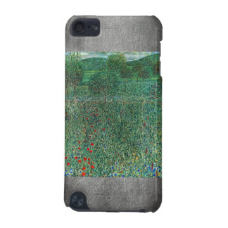 Garden landscape by Gustav Klimt iPod Touch 5G Covers