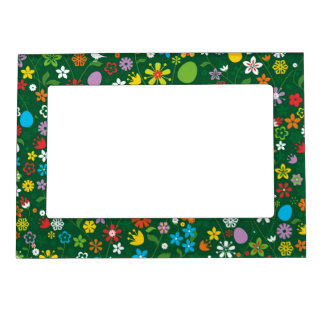 Garden Magnetic Picture Frame