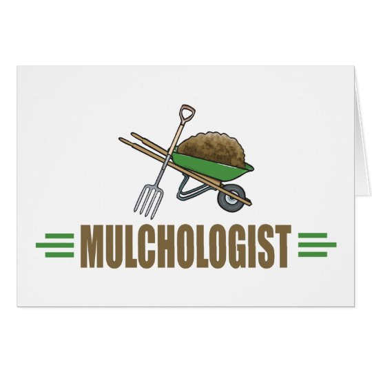 Garden Mulching Card