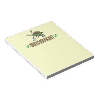 Garden Mulching Notepads