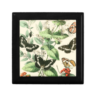 Garden of Butterflies and Flowers Gift Boxes