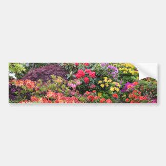 Garden of Delights Bumper Sticker