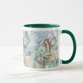 Garden of Dreams Fairy Mug by Molly Harrison