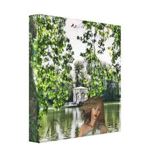 Garden of Eden Canvas Print