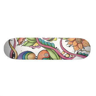 Garden of Eden Skate Deck