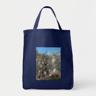 Garden Of Gethsemane Canvas Bags