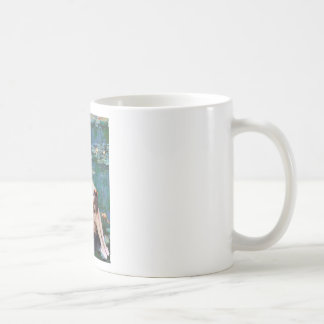 GARDEN OF GRIEF ~ MY ANGEL COMES TO ME.jpg Basic White Mug