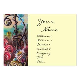 GARDEN OF MELISSA .detail Business Card