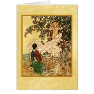 Garden of Paradise Card