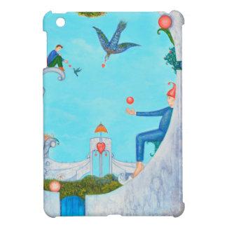 Garden of Paradise iPad Mini Cover