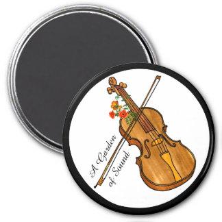 Garden of Sound - the Violin Magnet