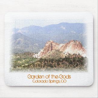 Garden of the Gods, Colorado Springs Mouse Pad