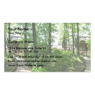 Garden Of The Gods-Southern Illinois Pack Of Standard Business Cards