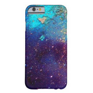 GARDEN OF THE LOST SHADOWS -Blue Turquoise Barely There iPhone 6 Case