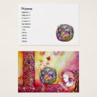 GARDEN OF THE LOST SHADOWS Fairies And Butterflies Business Card