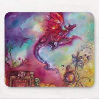 GARDEN OF THE LOST SHADOWS -FLYING RED RAGON MOUSEPAD