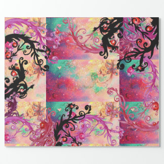 GARDEN OF THE LOST SHADOWS,MAGIC BERRIES IN PINK GIFT WRAP