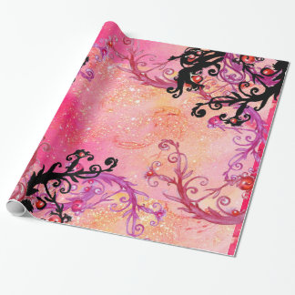 GARDEN OF THE LOST SHADOWS / MAGIC BERRIES IN PINK GIFT WRAP