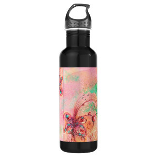 GARDEN OF THE LOST SHADOWS -MAGIC BUTTERFLY PLANT 710 ML WATER BOTTLE
