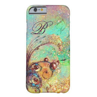 GARDEN OF THE LOST SHADOWS -MAGIC BUTTERFLY PLANT BARELY THERE iPhone 6 CASE