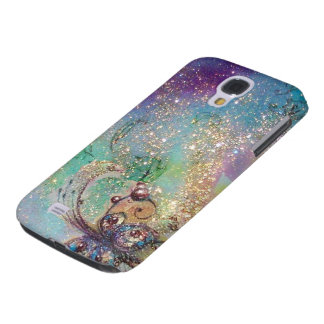 GARDEN OF THE LOST SHADOWS -MAGIC BUTTERFLY PLANT GALAXY S4 CASE