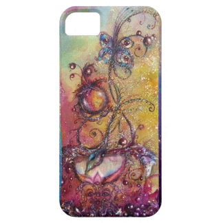 GARDEN OF THE LOST SHADOWS -MAGIC BUTTERFLY PLANT iPhone 5 COVER