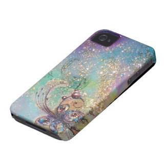 GARDEN OF THE LOST SHADOWS -MAGIC BUTTERFLY PLANT Case-Mate iPhone 4 CASE