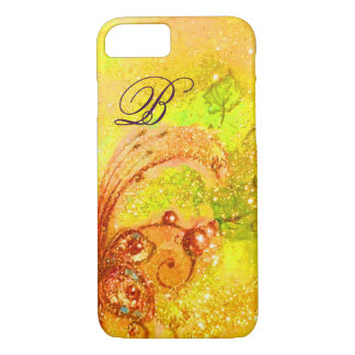 GARDEN OF THE LOST SHADOWS -MAGIC BUTTERFLY PLANT iPhone 7 CASE