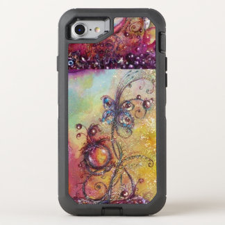 GARDEN OF THE LOST SHADOWS -MAGIC BUTTERFLY PLANT OtterBox DEFENDER iPhone 7 CASE