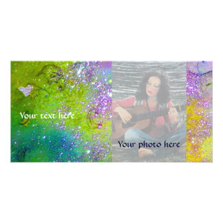 GARDEN OF THE LOST SHADOWS,MAGIC BUTTERFLY PLANT PHOTO CARDS