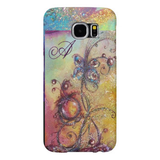 GARDEN OF THE LOST SHADOWS -MAGIC BUTTERFLY PLANT SAMSUNG GALAXY S6 CASES